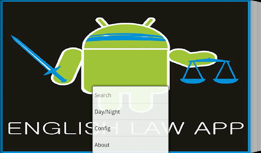 English Law App- screenshot thumbnail