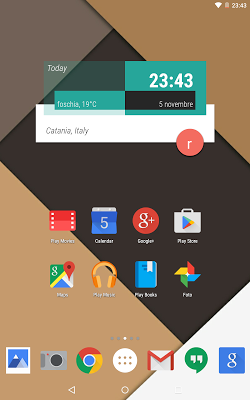 Iride UI - Icon Pack - screenshot thumbnail