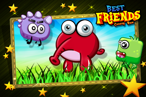 Best Friends : Crossy Run