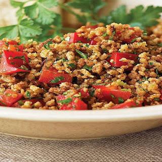 Tabbouleh Salad or Dalia Salad