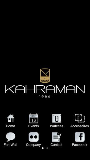 KAHRAMAN AG