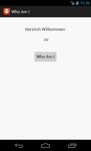 Who am I - Hardware Infos