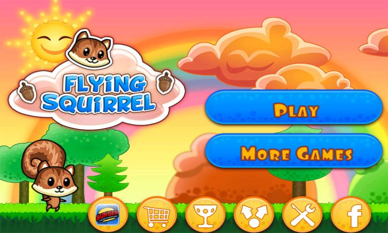 Flying Squirrel - screenshot