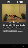 Screenshot of Daily Cardio Workout FREE