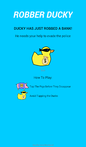 Robber Ducky
