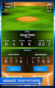 TAP SPORTS BASEBALL Screenshot 13