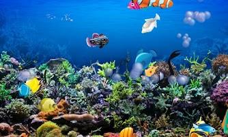 Screenshot of Awesome Aquarium for Kids