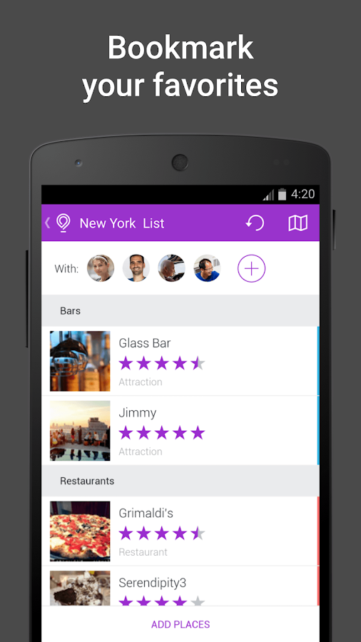 New York City Guide - Gogobot - screenshot