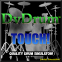 DvDrum TOUCH! (Drum Simulator) icon