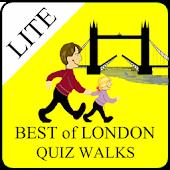 London Walks 1 with quiz  lite