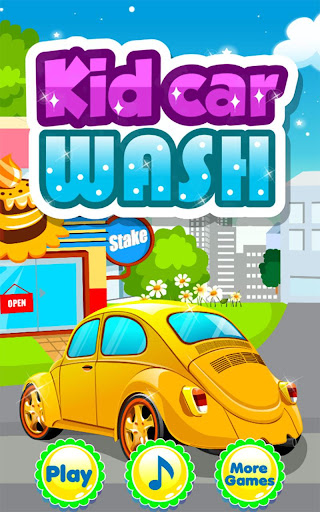Kid Car Wash