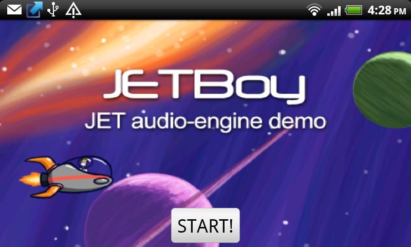 JetBoy- screenshot