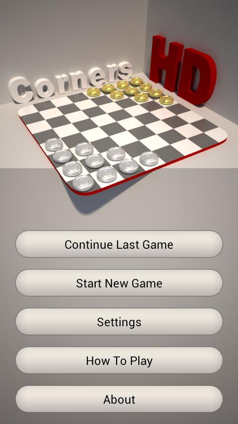 Corners Puzzle - screenshot