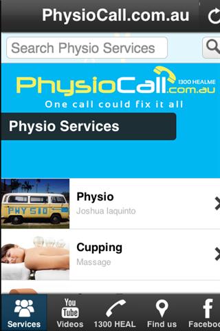 PhysioCall.com.au