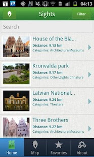 Latvia.Travel - screenshot thumbnail