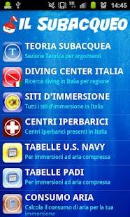 Il Subacqueo v1- screenshot thumbnail