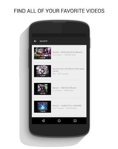 ListenOnRepeat 2.6.7 screenshots 4