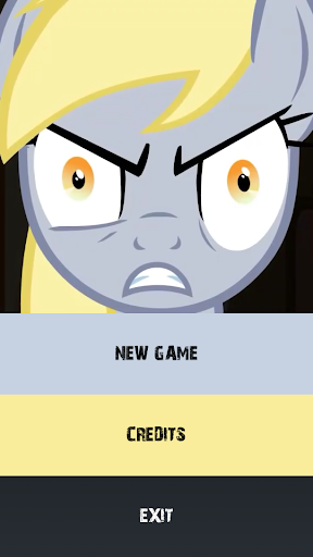 Derpy's Epic Rage Time