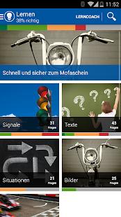 iTheorie Mofa Premium Schweiz - screenshot thumbnail