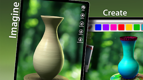 Let's Create! Pottery Screenshot 1