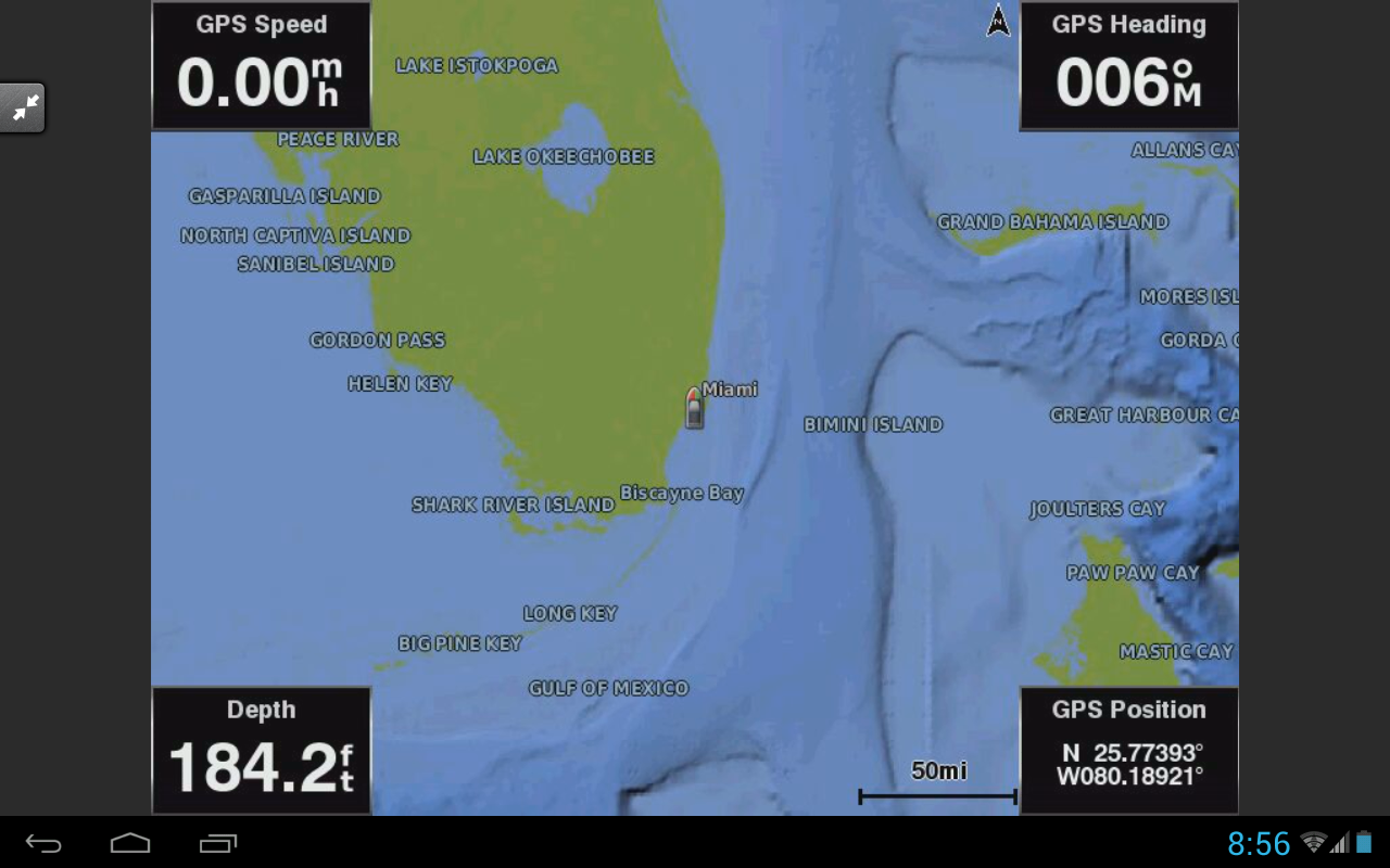 Garmin Helm™- screenshot