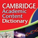 Cambridge Academic Content logo