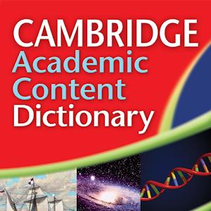 Cambridge Academic Content Icon