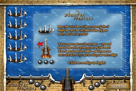Pirates Plunder Slots - screenshot thumbnail