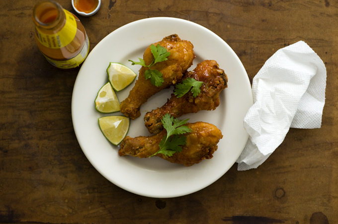 how to make fried chicken with flour