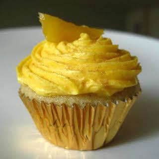 Mango Lassi Cupcakes.