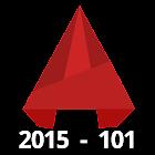 kApp - AutoCAD MEP 2015 101 icon