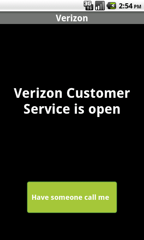 FastCustomer -- Fast Customer - screenshot