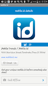 mobile.id screenshot 1