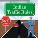 Indian Traffic Rules Hindi-Eng logo