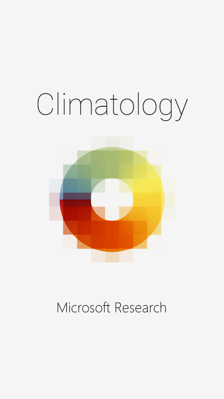 Climatology- screenshot
