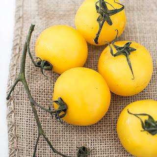 Yellow Tomato + Corn Gazpacho.
