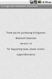 VCO-BluetoothExt- screenshot thumbnail