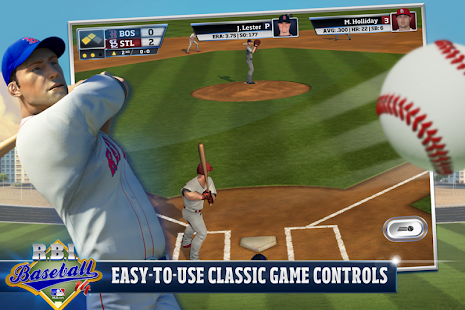 R.B.I. Baseball 14 Screenshot 2