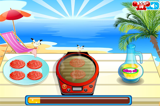 Mini Burgers, Cooking Games 2.0.9 screenshots 10