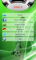 Screenshot of Euro 2012