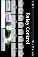 Screenshot of Bluetooth Relay Control