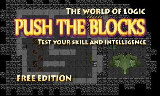 Push The Blocks- miniatura screenshot