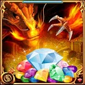 Dragon Diamond: Jewelry Puzzle icon