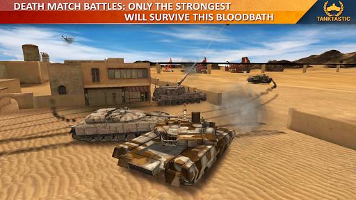 3D Tanks Online: Tanktastic