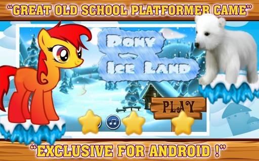 Pony Ice Run