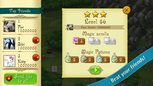 Bubble Witch Saga 3.1.30 screenshots 2