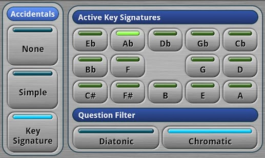 Music Tutor Sight Read Screenshot 8
