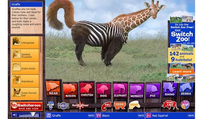 Switch Zoo Free - screenshot