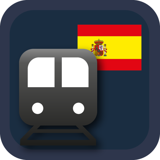SPAIN METRO - MADRID,BARCELONA