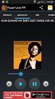 Screenshot of Radyo Dinle